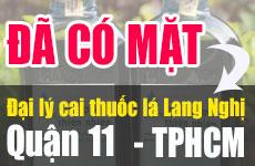Đại lý bán thuốc cai thuốc lá quận 11 – TPHCM